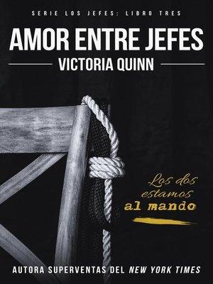 Libros de Victoria Quinn