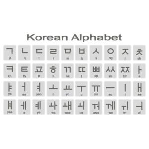 Aprender coreanos con los libros