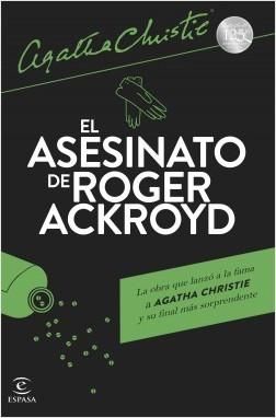 El asesinato de Roger Ackroyd, Agatha Christie