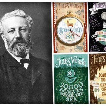 Julio Verne libros
