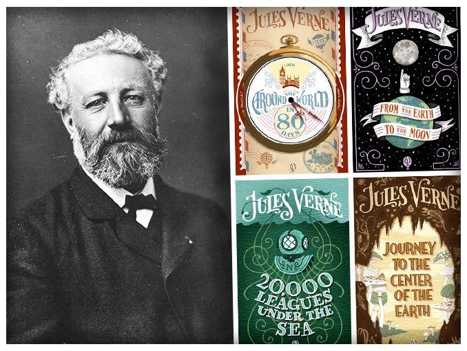Mejores Libros de Julio Verne