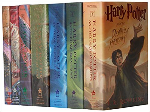 Textos de Harry Potter
