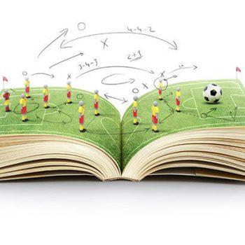 Fútbol en los libros