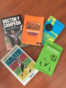 libros sobre el fútbol
