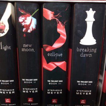 Libros de twilight