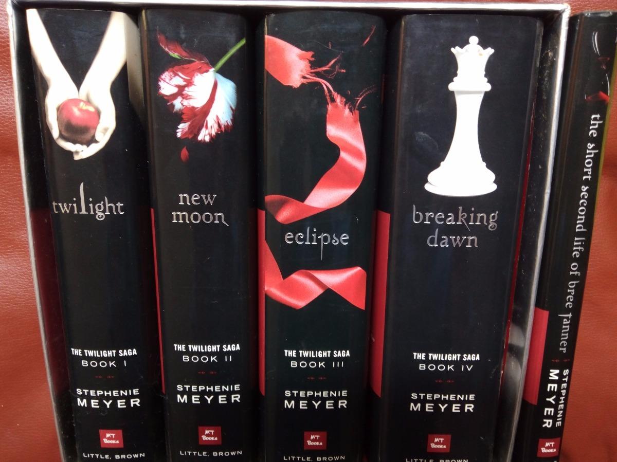 Mejores Libros de Twilight