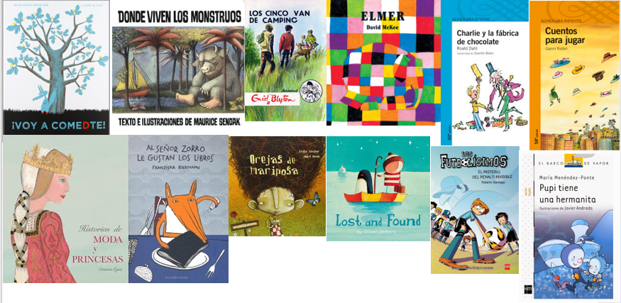 Mejores Libros para Niños
