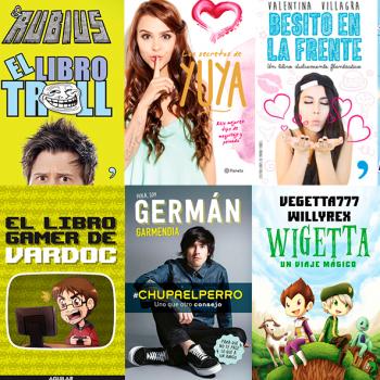 Mejores libros de Youtubers
