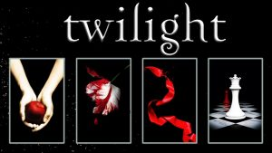 Twilight, historias de amor ficcioso