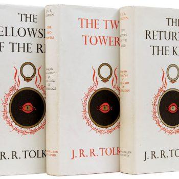 Libros y el señor de los anillos