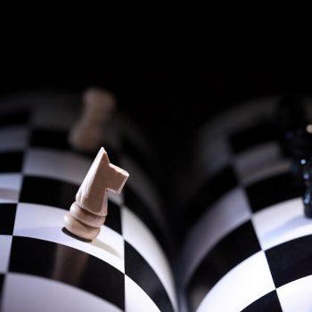 Grandes libros de ajedrez serán demostrados aquí.