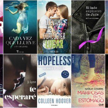 Hemos traído para ti un listado detallado con los libros de amor más buscados para los usuarios