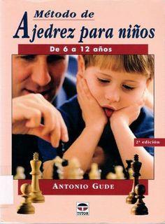 Estos libros de ajedrez son útiles para niños.