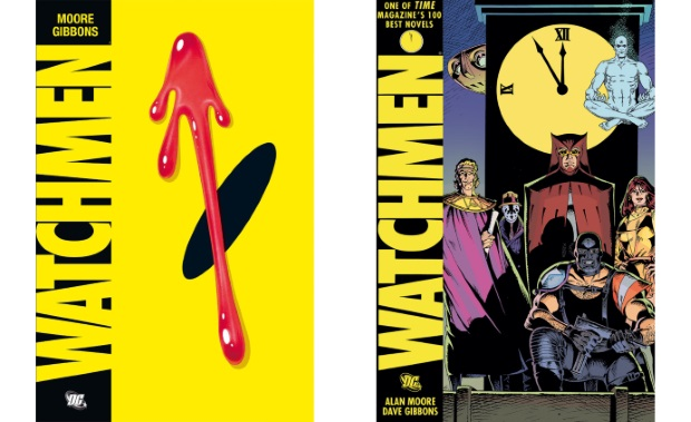 Gran escritor de comics Alan Moore