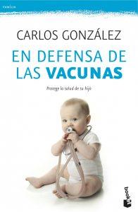 listado de libros de Carlos González