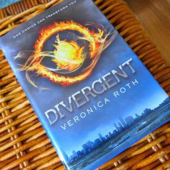 Listado con los mejores libros de divergente