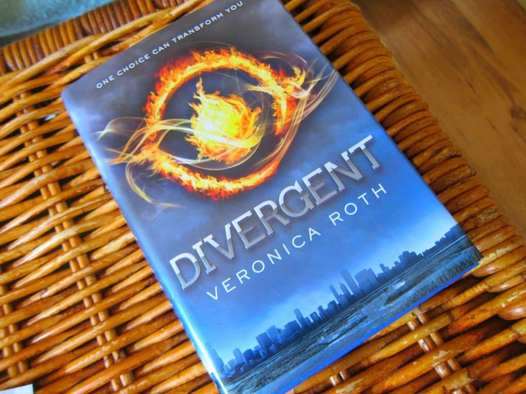 Mejores Libros de Divergente