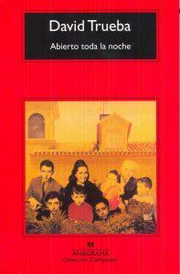 Listado de libros de David Trueba