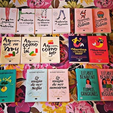 Otros libros de libros de Elisabet Benavent que debes leer