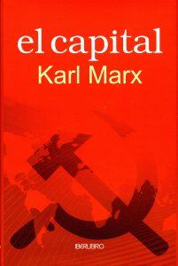 Karl Marx te trae este buen ejemplar de libros de economía