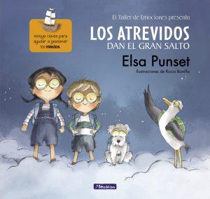 Elsa Punset Los Atrevidos