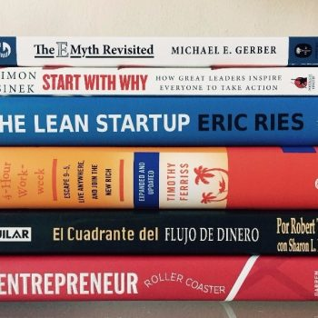 Listado detallado con los grandes libros para emprendedores