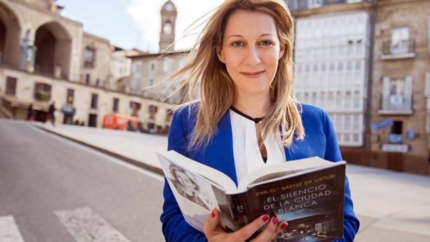 Mejores Libros de Eva García Sáenz de Urturi