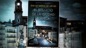 Libros de Eva García Sáenz de Urturi