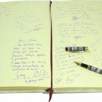 Top de libros de firmas que debes poseer.