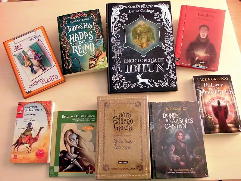 Mejores Libros de Laura Gallego