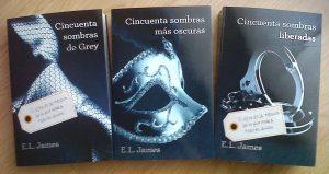 3 grandes libros de las 50 sombras de Grey para crear adicción