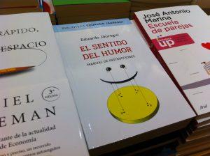 Listado de grandes libros de humor