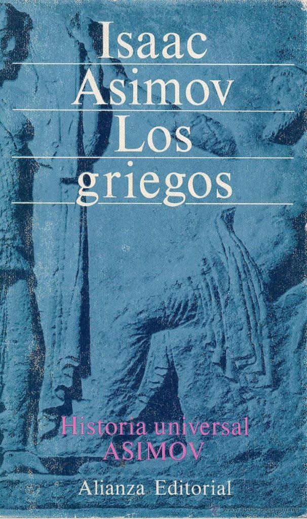 Libro de historia Los griegos