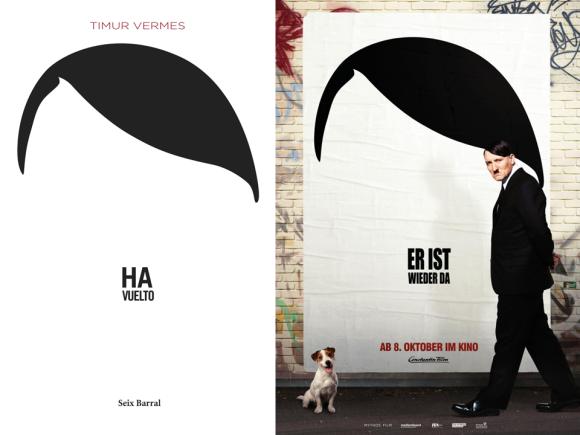 Adolf Hitler regresará en uno de los mejores libros de humor