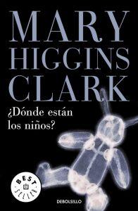 Gran escritora y novelista Mary Higgins Clark