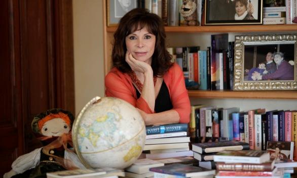 En la web hay grandes libros de Isabel Allende para descargar