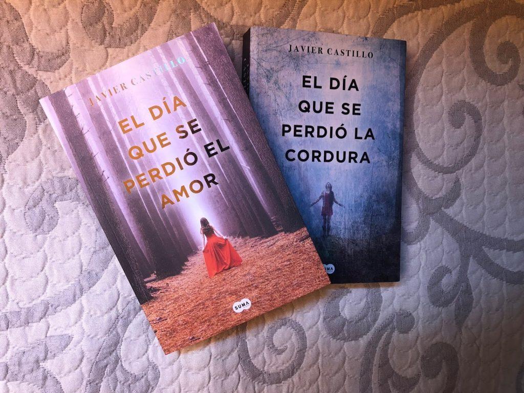 Descubre estos 3 libros de Javier Castillo