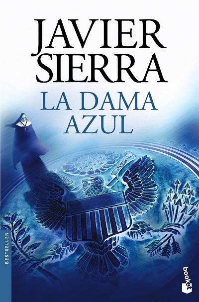 La dama de azul es uno de los mejores libros de javier sierra