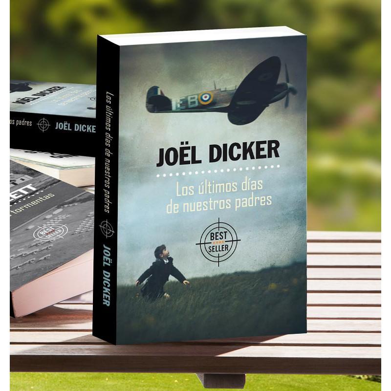 Representa uno de los libros de Joël Dicker más vendidos