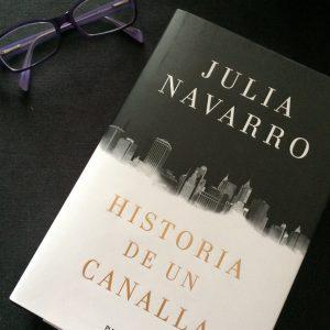 Lista detallada con los mejores libros de Julia Navarro