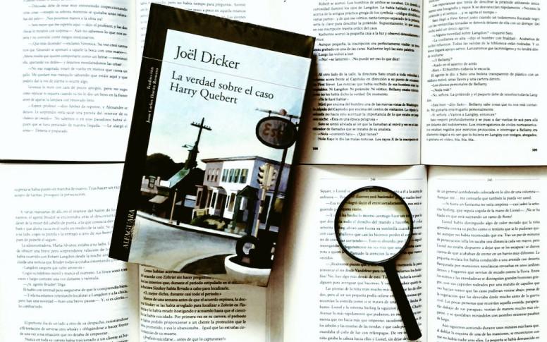 Listado con los mejores libros de Joël Dicker