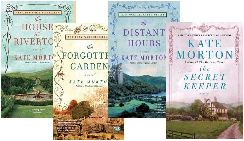libros de Kate Morton