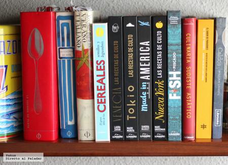 Top de libros de cocina