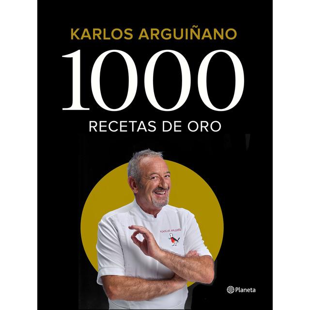 libro de recetas karlos