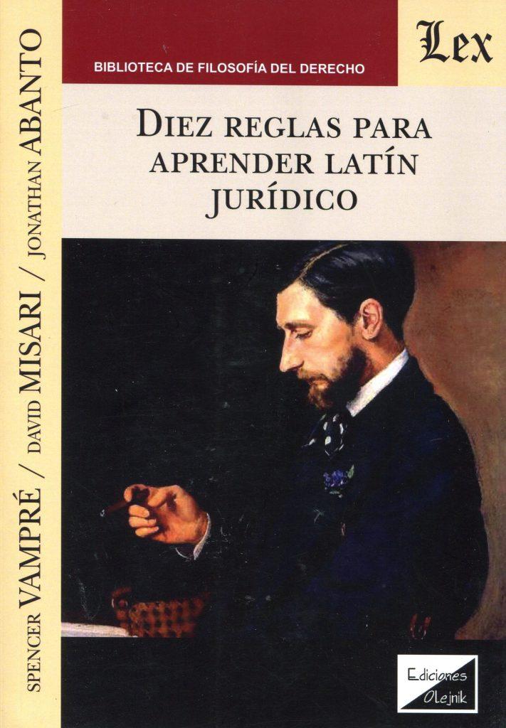 El latín en los libros
