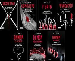 libros cronicas vampiricas