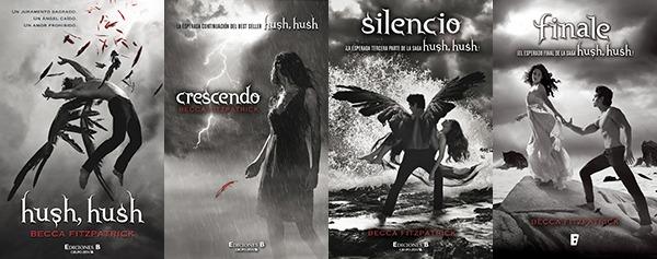 Todos los libros de hush