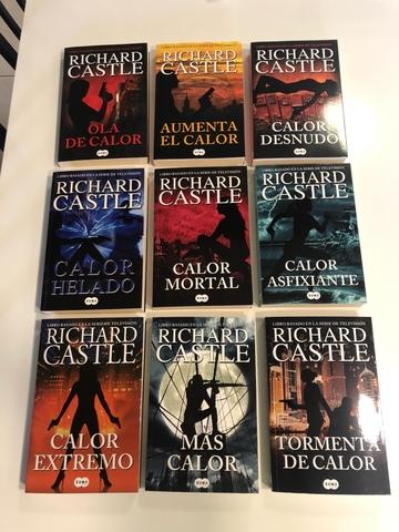 Mejores Libros de Richard Castle
