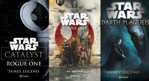 Star wars en libros