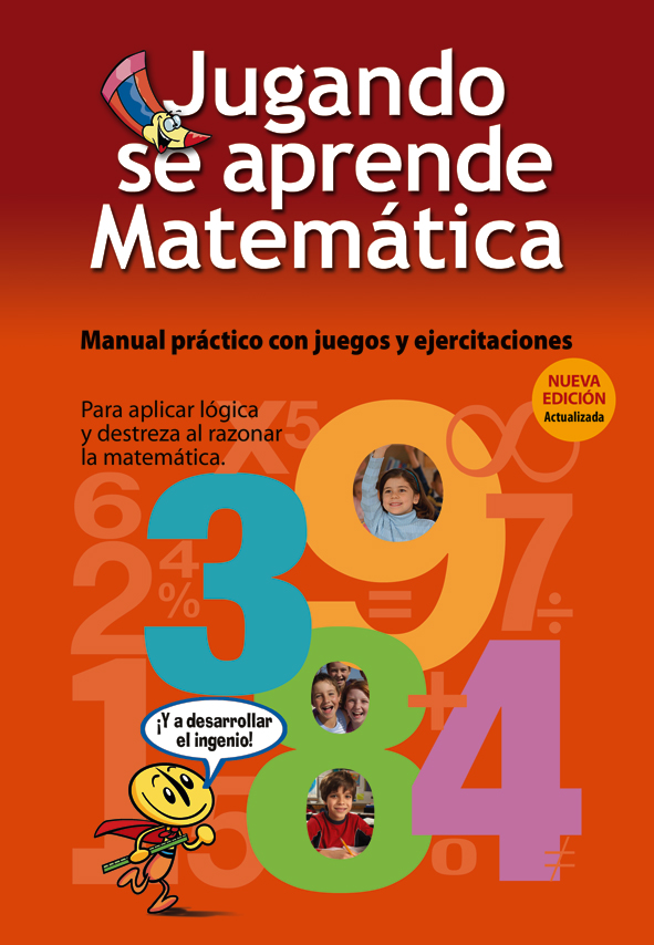 libros para aprender matemáticas